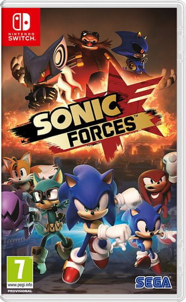 Sega Sonic Forces / Switch
