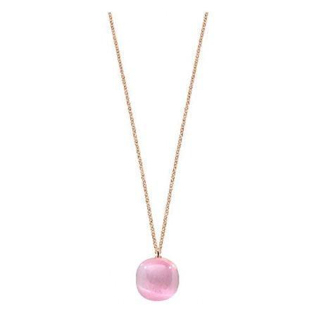 Morellato Něžný náhrdelník zdobený kočičím okem SAKK05 stříbro 925/1000
