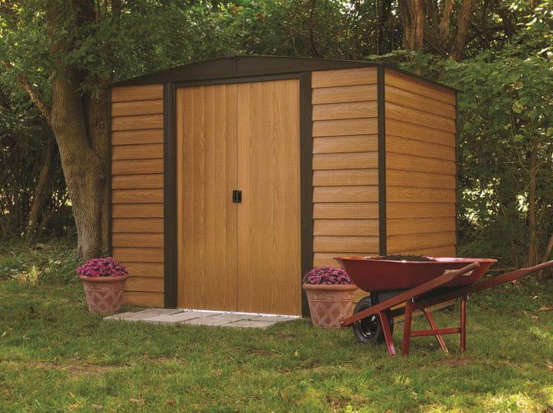 Arrow zahradní domek ARROW WOODRIDGE 86