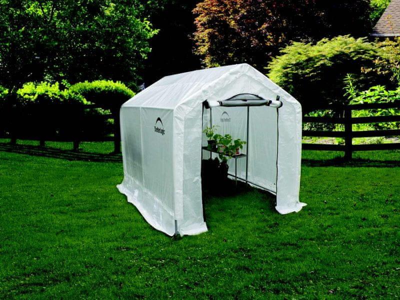 ShelterLogic plachtový skleník SHELTERLOGIC 1,8 x 2,4 m - 25 mm - 70600EU