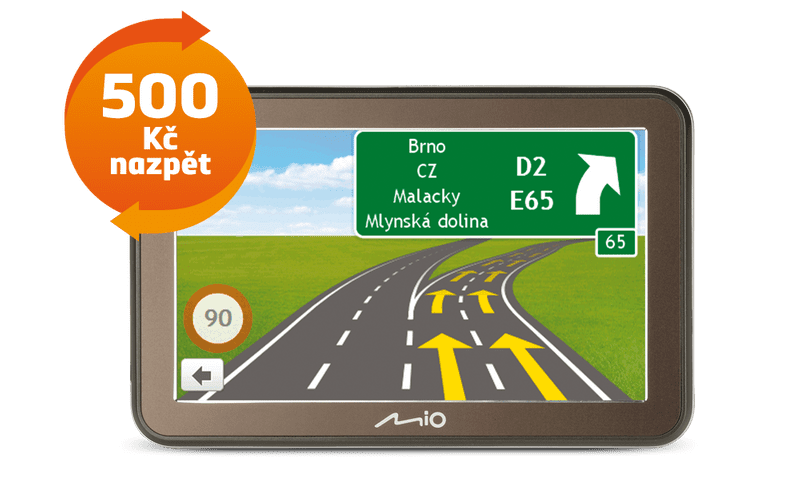 MIO Spirit 7500, EU Lifetime