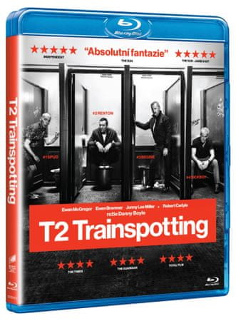 T2 Trainspotting   - Blu-ray