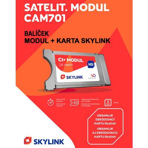 Skylink Satelitny modul Viaccess s kartou