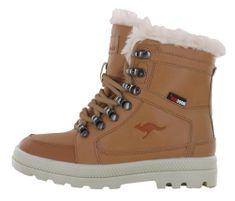 KangaROOS chlapecké zimní boty Plashy