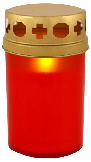 Retlux LED svíčka hřbitovní 120 mm (RLC 37)
