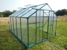 LanitPlast skleník LANITPLAST PLUGIN 8x12 zelený