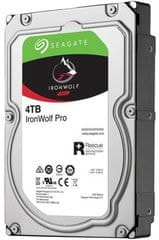 Seagate trdi disk NAS IronWolf Pro 4 TB, Sata 3, 7200, 256 MB