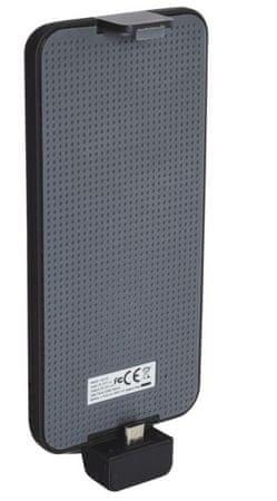 Sandberg prenosna baterija Solar PowerBack 3000mAh, microUSB