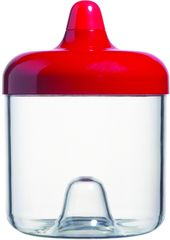 Viceversa pojemnik 750 ml Red