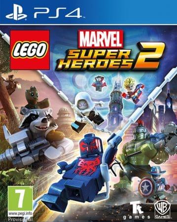 Warner Bros LEGO Marvel Super Heroes 2 / PS4
