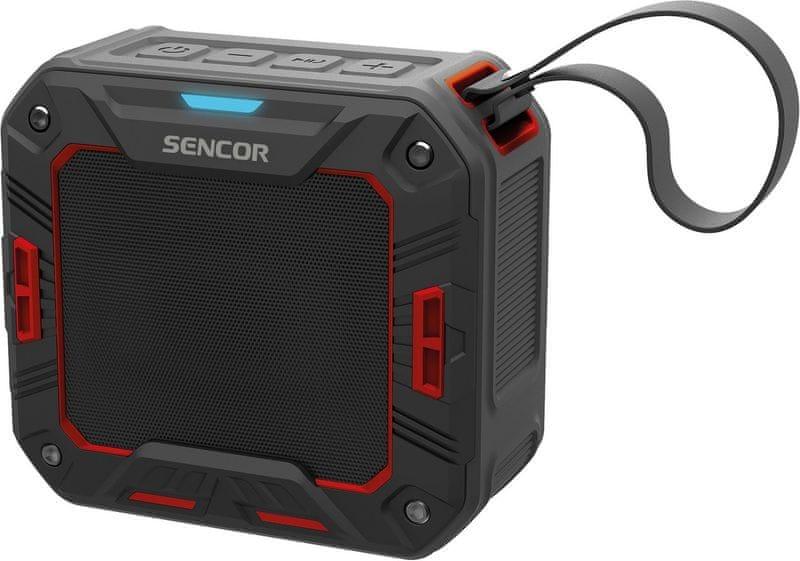 Sencor SSS 1050, červená