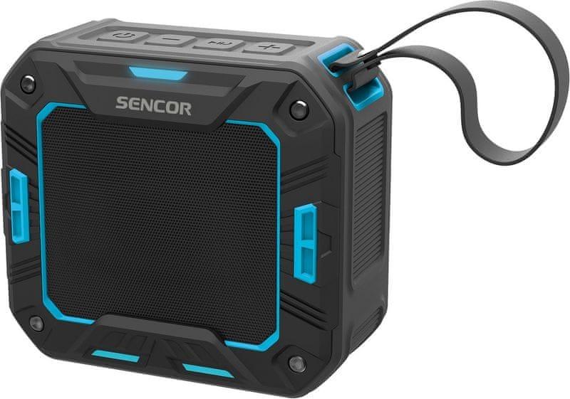 Sencor SSS 1050, modrá