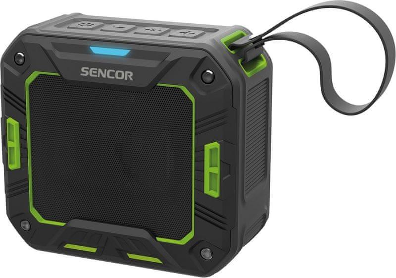 Sencor SSS 1050, zelená