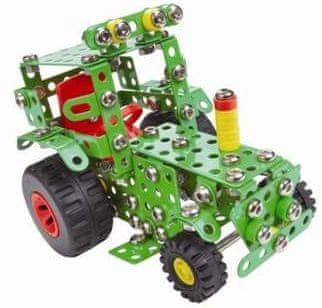 Alexander Malý konstruktér - GRIZZLY Traktor (Zemědělské stroje)