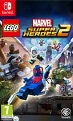 Warner Bros igra LEGO Marvel Super Heroes 2 (Switch)