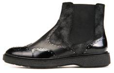 Geox dámská kotníčková obuv Prestyn