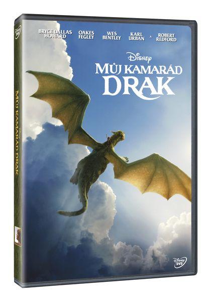 Můj kamarád drak - DVD