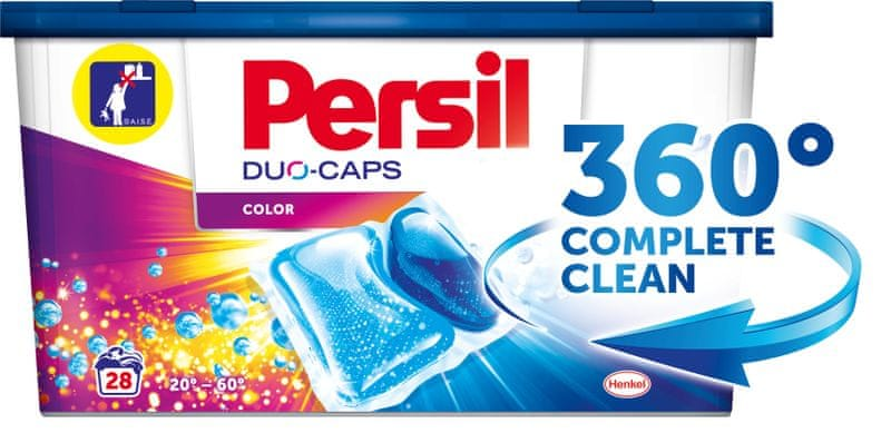 Persil Prací kapsle Duo-Caps Color 28 ks