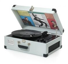 Ricatech gramofon EP1950 Elvis Presley Turntable