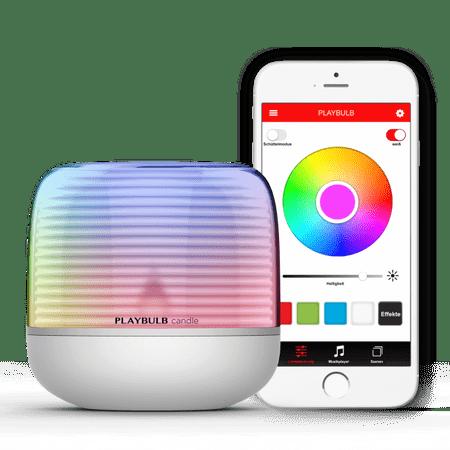 MiPOW Playbulb™ Candle 2, inteligentná LED Bluetooth sviečka