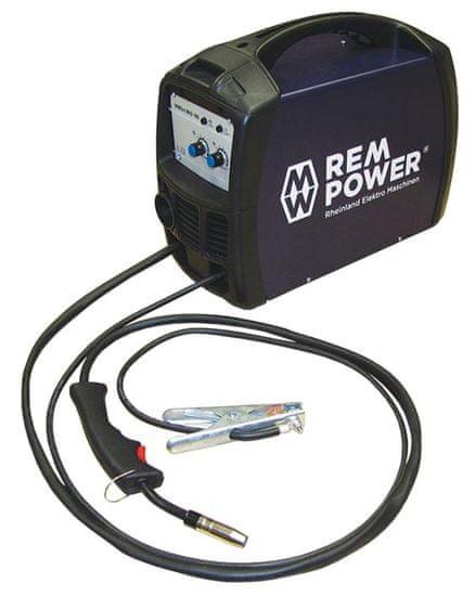 REM POWER varilni aparat WMEm MIG 180 Basic Line