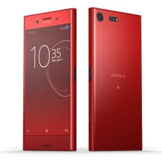 Sony Xperia XZ Premium, DualSIM, Rosso