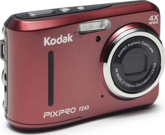 KODAK FZ43 Red