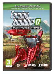 Focus Farming Simulator 17 -Platinum Edition (PC)