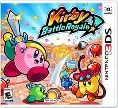 Nintendo igra Kirby Battle Royale (3DS)
