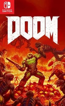 Nintendo igra Doom (Switch)