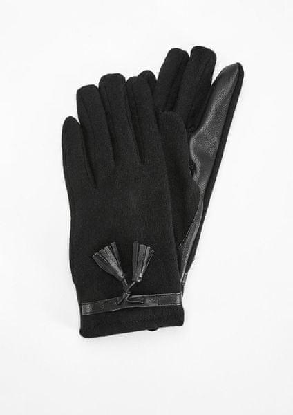 s.Oliver dámské rukavice L černá