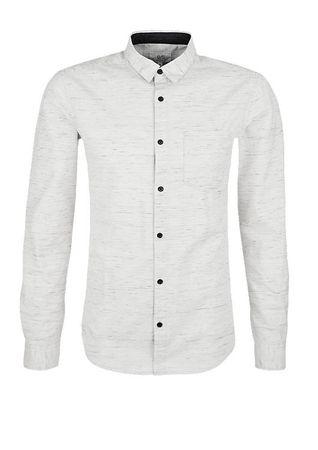 s.Oliver pánská košile L sivá