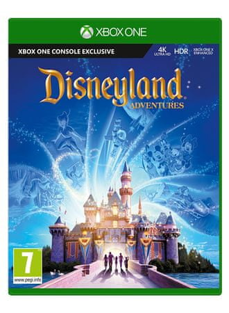 Microsoft Disneyland Adventures (Xbox One) Játékprogram