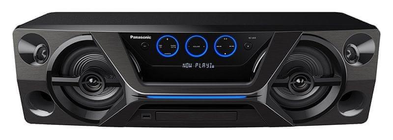 Panasonic SC-UA3E-K, černá
