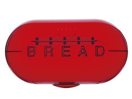 Viceversa Futurystyczny chlebak, czerwony