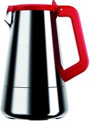 Viceversa Moka konvička/kávovar na espresso červená