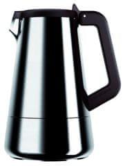 Viceversa Moka konvička na espresso černá 4 šálky