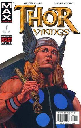 Ennis Garth: Thor - Vikingové