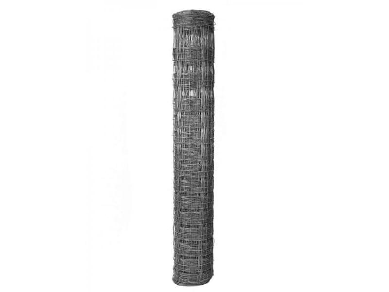 Uzlové pletivo STANDARD Zn 1000/8/150 - výška 100 cm