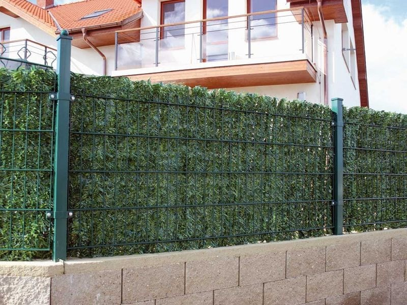 """Umělý """"živý plot"""" - stínění 95% - výška 100 cm, 3m"""