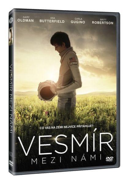 Vesmír mezi námi - DVD
