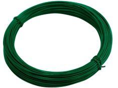 Vázací drát 1,4/2,0mm Zn+PVC - délka 24 m