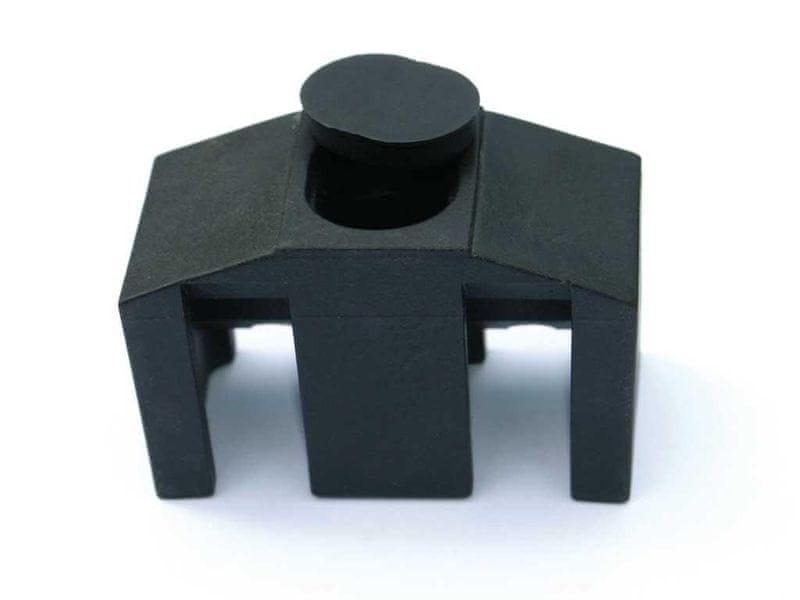 Příchytka PVC pro panely CLASSIC - barva černá