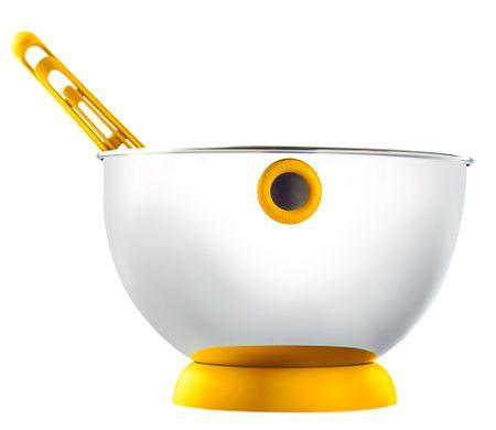 Viceversa Miešacia misa žltá so šľahacou metličkou