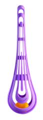 Viceversa Metlička šlehací fialová