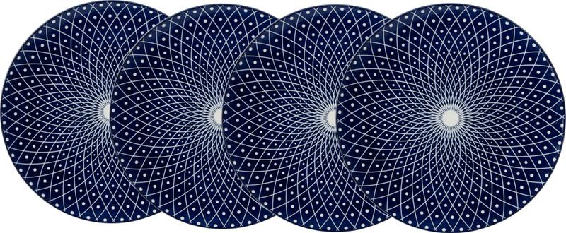 Ritzenhoff&Breker Royal Reiko 26 cm mělký talíř 4 ks