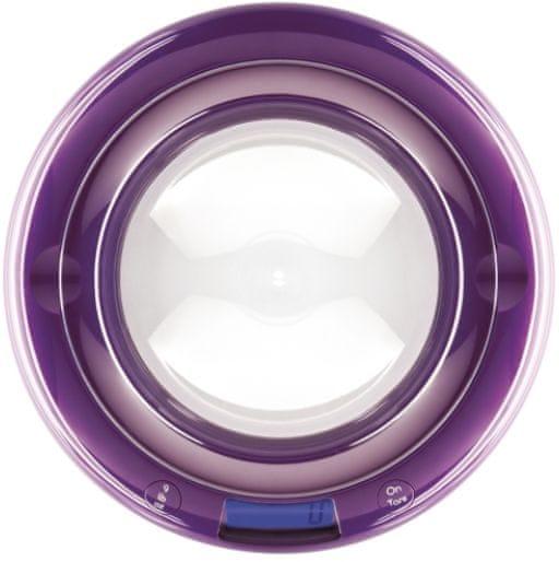 Viceversa Kuchyňská váha digitální fialová