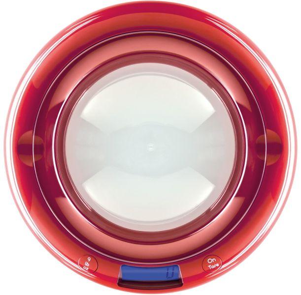 Viceversa Kuchyňská váha digitální červená