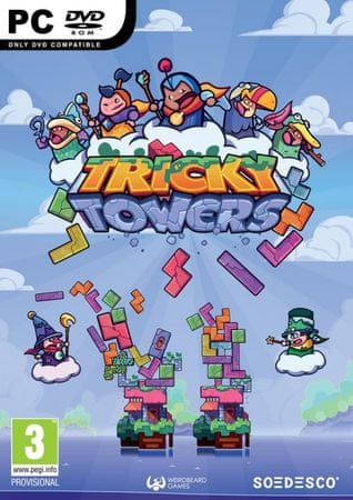 Soedesco Tricky Towers (PC)
