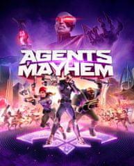 Deep Silver Agents of Mayhem